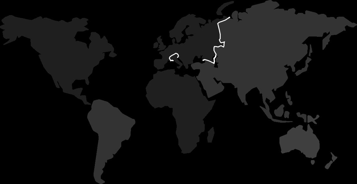 Mapa de contato
